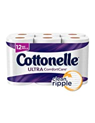 Cottonelle Ultra ComfortCare Big Roll Toilet Paper, Bath Tiss...