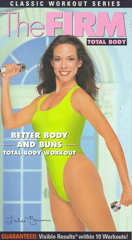 Firm Total Body:Better Body and Buns [VHS] (Ray-bun)