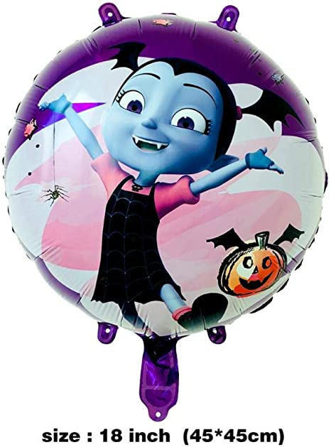 Vampirina Balloon, Birthday Party Supplies 8 Pack Balloons, Disney Party Supply Decorations Girl, Make sure you chose the ORIGINAL Shoppinesonline the ...