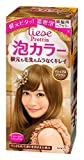 japanese bubble hair dye - PRETTIA Kao Bubble Hair Color, Marshmallow Brown 11, 3.38 Fluid Ounce