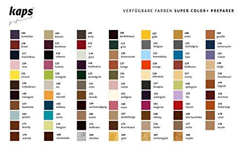 Plusieurs Pour Naturel 106 Couleurs Teinture Cuir Et Kaps – Dark Brown Textiles Matières Color 25 Synthétiques Super Ml B1wAHxO
