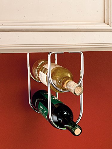 Rev-A-Shelf - 3250CR - Chrome Under Cabinet Double Wine Bott