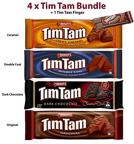 Arnott's Tim Tam 4 X TIM TAM BUNDLE