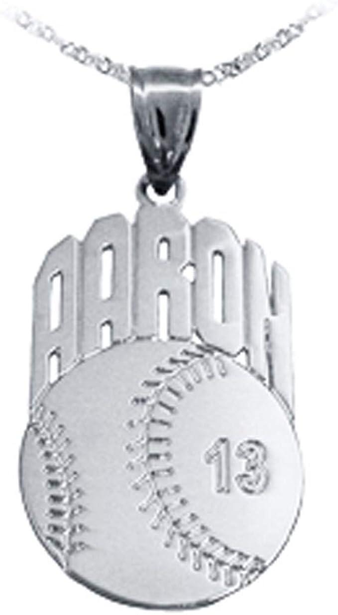 10pcs 19x13mm Alloy Baseball Charm Pendants Sports Charm Pendants LJD014