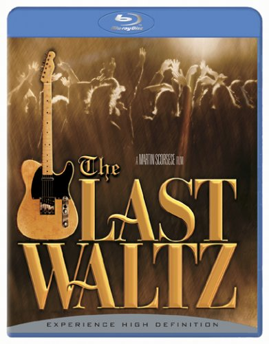 The Last Waltz [Blu-ray] - Blue Rays The Band