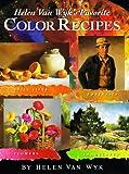 Helen Van Wyk's Favorite Color Recipes