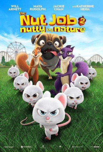 The Nut Job 2: Nutty by Nature]()