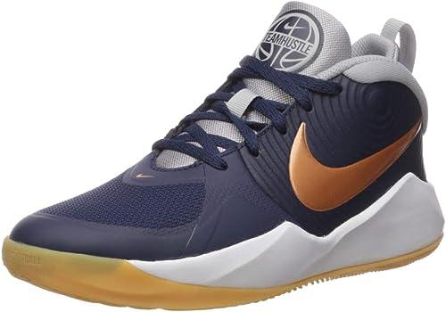 Desconocido Nike Team Hustle D 9, Zapatillas de Baloncesto Unisex ...