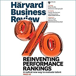 Harvard Business Review, April 2015