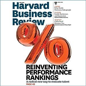 Harvard Business Review, April 2015 Periodical