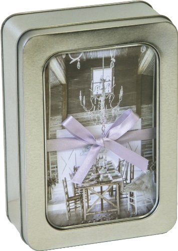 Rachel Ashwell Couture Prairie Notecards in Tin for sale  Delivered anywhere in USA