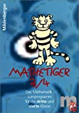 Mathetiger 3/4 CD-ROM