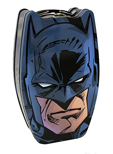 The Tin Box Company Batman Head Shape Tin Carry All