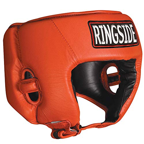 (Ringside Competition-Like Open Face Sparring Headgear)