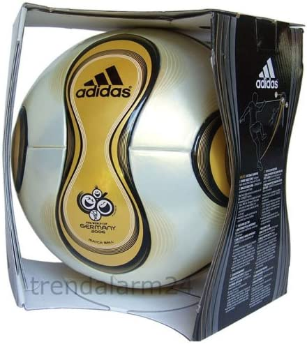 modo salir ético  adidas Teamgeist Berlin Final World Cup 2006 Metallic Champagne Matt Gold –  5 – Special Edition: Amazon.co.uk: Sports & Outdoors