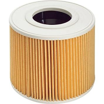 vhbw Patronen-Filter f/ür Staubsauger Saugroboter Mehrzwecksauger wie K/ärcher 6.414-789.0