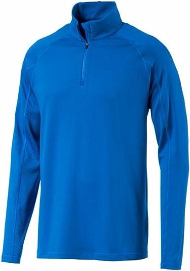 PUMA Camisa Popover para Hombre de Golf