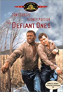 Amazon.com: The Defiant Ones: Tony Curtis, Sidney Poitier ...