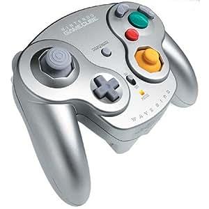 Gamecube Wavebird Wireless Controller - Platinum