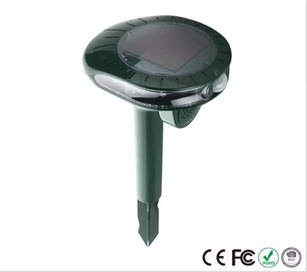 LQFLD Eco-Friendly Grande Animale Repellente Animali ultrasonici Repel