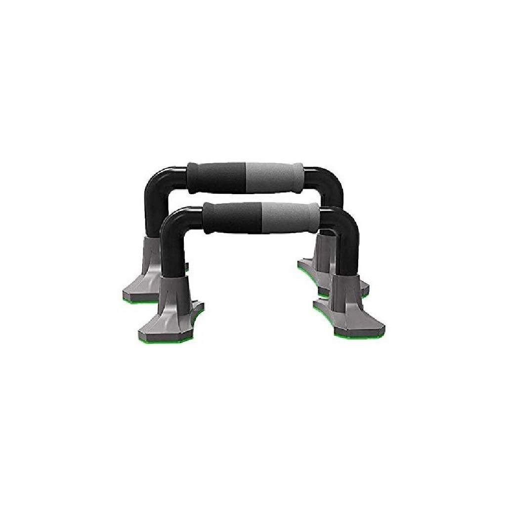 TWDYC Metall-Push-Up-Bracket-Pushup Bars Pushup Griffe Cushioned Schaumstoffgriffe Gleitsichere Removable Basis hilft bei der Entwicklung Kraft im Oberkörper