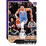 b40fb555d 2018-19 NBA Hoops Basketball  67 Justin Jackson Sacramento Kings Official  Trading.
