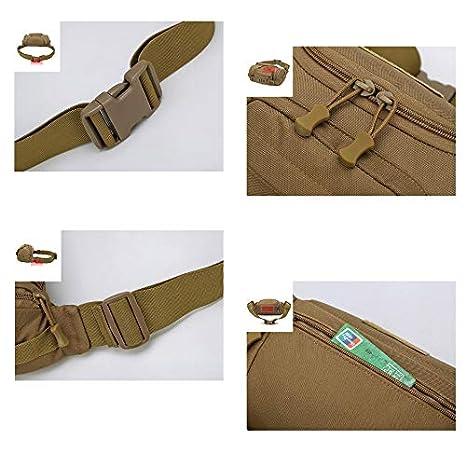 HW Tactical Waist Pack Bag Military,Hiking Climbing Outdoor