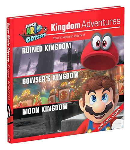 Price comparison product image Super Mario Odyssey: Kingdom Adventures, Vol. 5