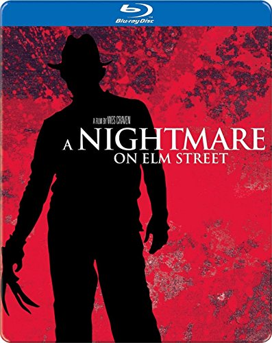 A Nightmare on Elm Street (1984) [Blu-ray] (Exclusive Steelbook Packaging) - Robert Englund, Heather Langenkamp - (2013) ()