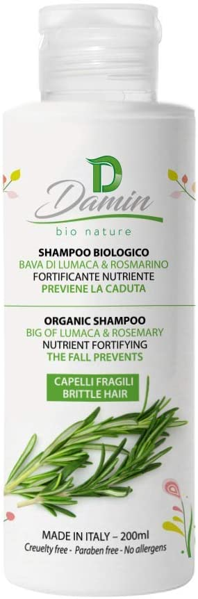 Damin Bio Nature - Champu Anticaida NATURAL Sin Sulfatos con ...