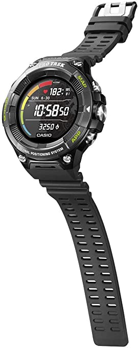 Casio Pro Trek Smart Reloj Digital Smartwatch Unisex con Correa de ...