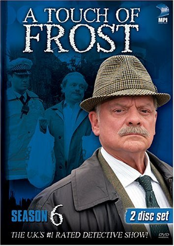 A Touch of Frost - Season 6 for sale  Delivered anywhere in USA