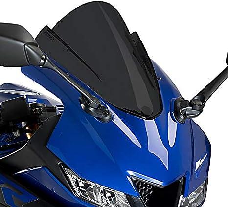 Racingscheibe Z Racing Für Yamaha Yzf R 125 2019 Dunkel Getönt Puig 3619f Auto