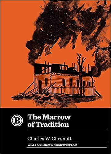 Amazon com: The Marrow of Tradition (Belt Revivals) (9781948742344