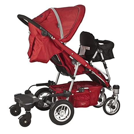 Amazon.com: Valco Baby Stroller Quad Cherry: Baby