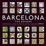 Barcelona : Tile Designs (1Cédérom)