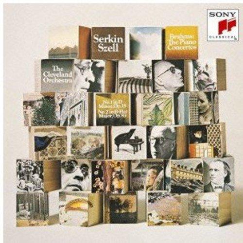 Rudolf Serkin - Brahms: Pno Ctos Nos 1 & 2 [import] (Japan - Import, 2PC)
