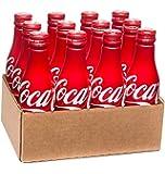 Coca-Cola Aluminum Bottle, 8.5 Ounce (Pack of 12)