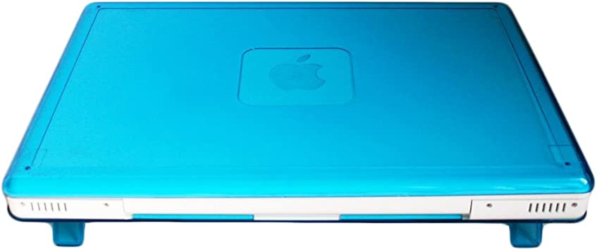 """AQUA BLUE Silicone Keyboard Cover for Macbook Pro 13/"""" A1278 REDUCE OVERHEAT"""