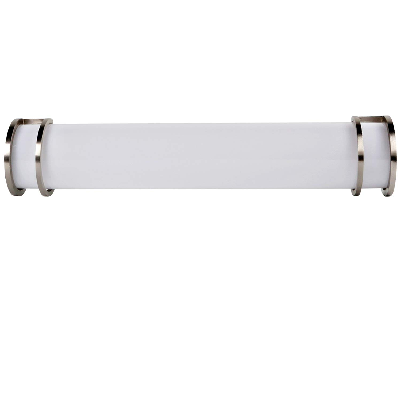 Hykolity 36 Inch 28w Integrated Led Linear Vanity Light Bar Bathroom Wall 696396945416 Ebay