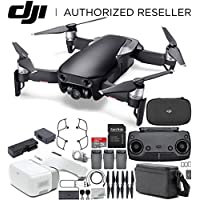 DJI Mavic Air Drone Quadcopter FLY MORE COMBO (Onyx Black) + DJI Goggles Virtual Reality VR FPV POV Experience Starters Bundle