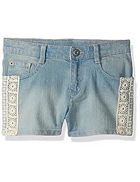 Crazy 8 Pantalones Cortos de Ganchillo para niñas