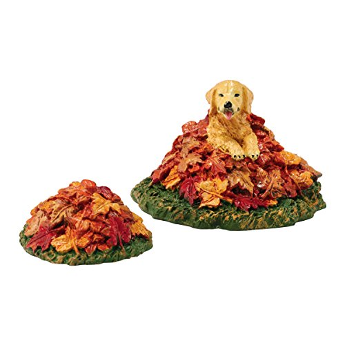 - Department 56 Accessories for Villages Harvest Fields Pup Accessory Figurine