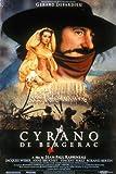 """CYRANO DE BERGERAC - 2""""7x41"""" Original Movie Poster One Sheet 1990 Gerard Depardieu"""