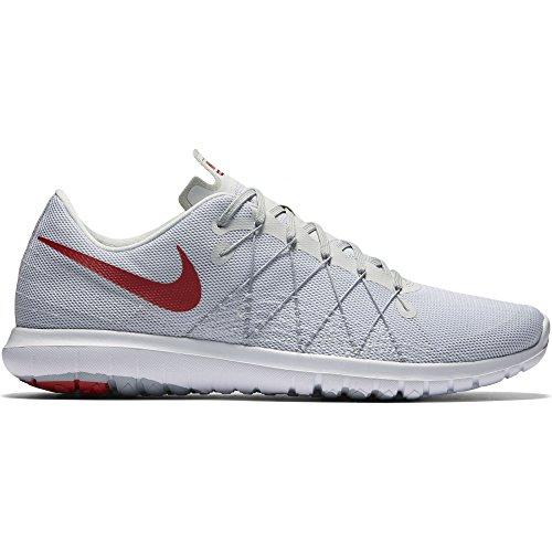 Nike Men's Flex Fury 2 White/Unvrsty Rd Wlf