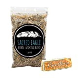 Sacred Eagle Herbal Smoking Blend with Unbleached