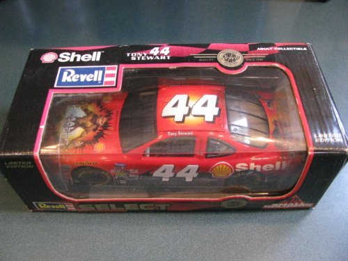 1998 NASCAR Revell Collection Tony Stewart #44 Small Soldiers Pontiac Grand Prix 1/24 Scale (Revell Collection)