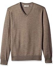Goodthreads Men's Merino Wool V-Neck Sweater