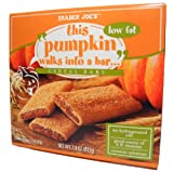 Trader Joes This Pumpkin Walks Into A Bar… Cereal Bars For Sale