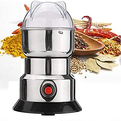 Electric Herbs/Spices/Nuts/Coffee Bean Mill Blade Grinder With Stainless Steel Blades Household Grinding Machine Tool